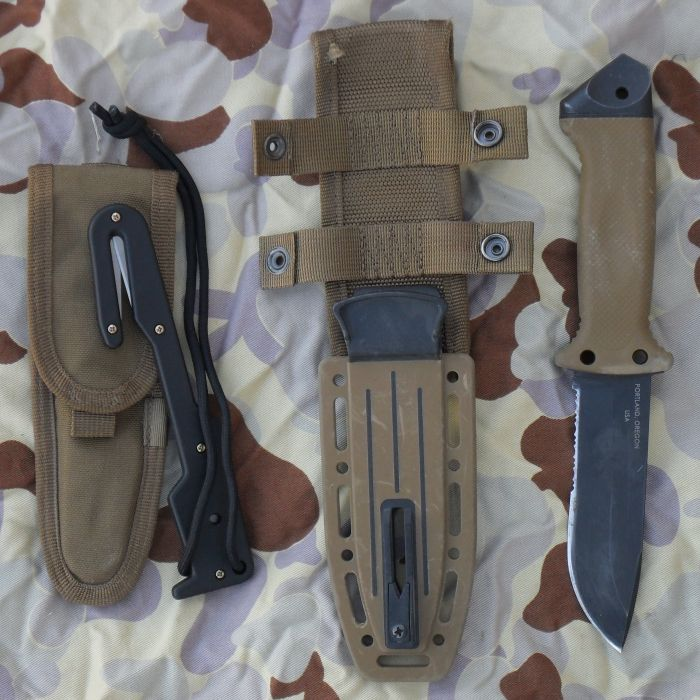 Gerber Asek Knife